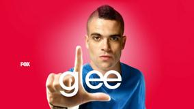 Glee &#8211; Mark Salling As Noah Puckerman Finger Man